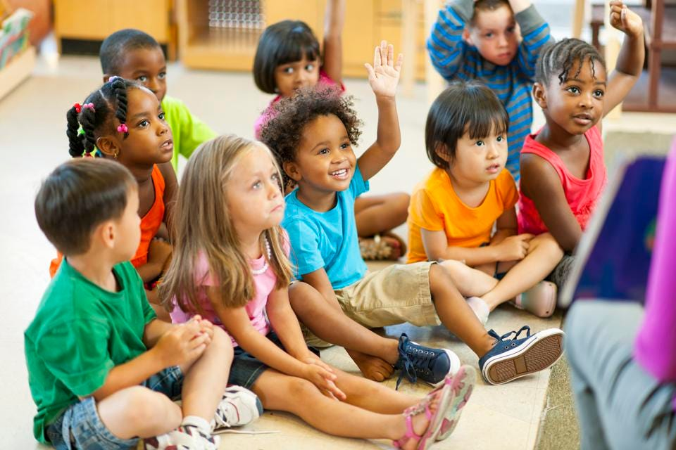 Childcare and Daycare Are Beneficial For Infants And Toddlers